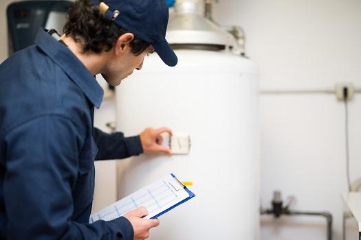 Repairing Water Heater